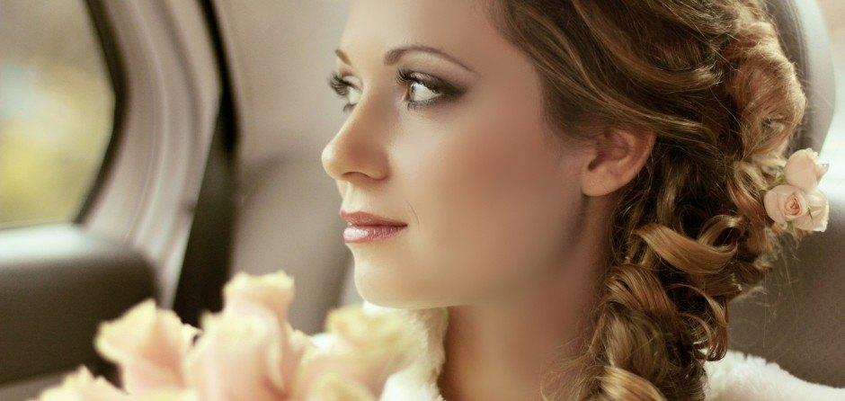 Die Hochzeitsfrisur und andere Kleinigkeiten