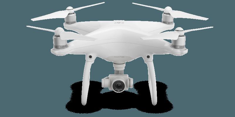 Hochzeitsvideo Drohne DJI 4