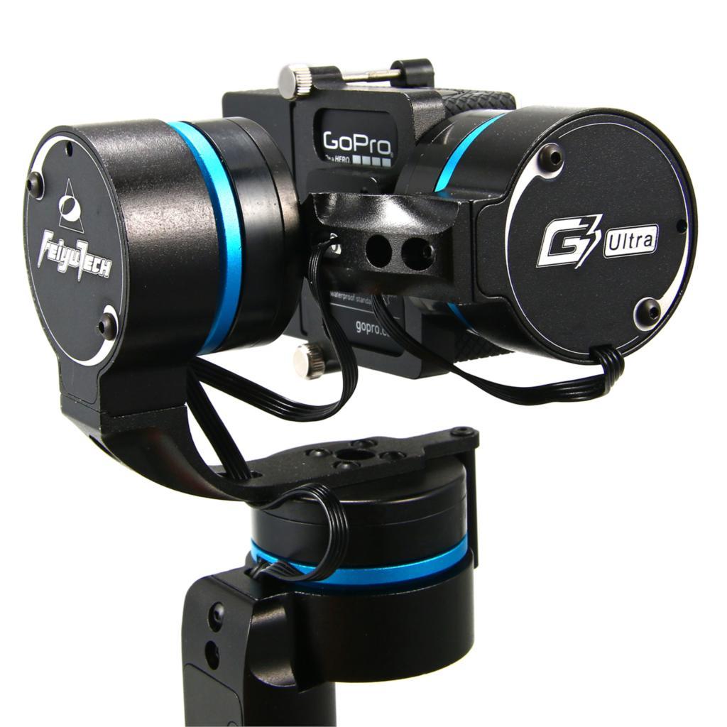 Hochzeitsvideo Gimbal mit GoPro Hero 4