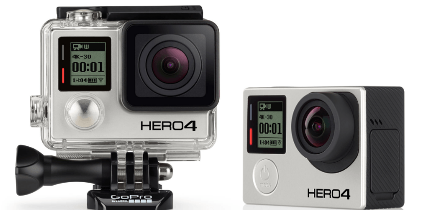 Hochzeitsvideo Equipment GoPro Hero 4