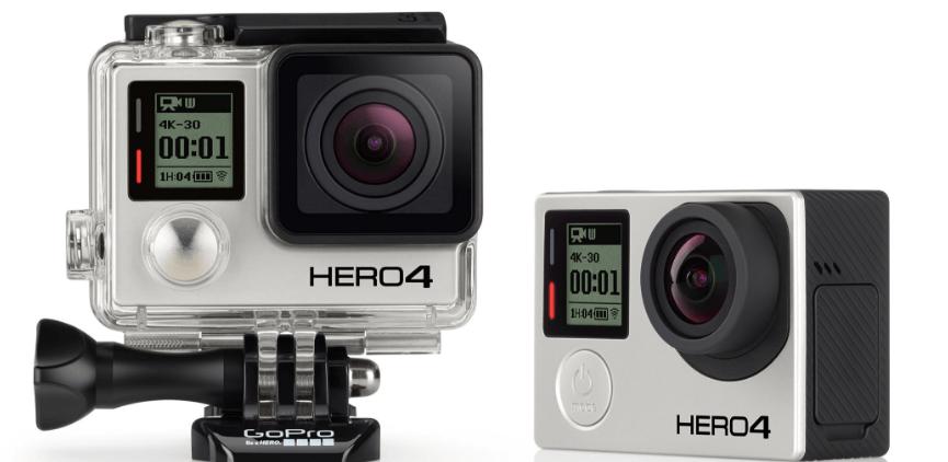 Hochzeitsvideo Equipment GoPro Hero 4