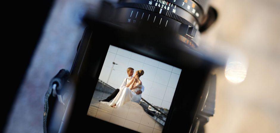 Hochzeitsfilmer oder Fotograf?