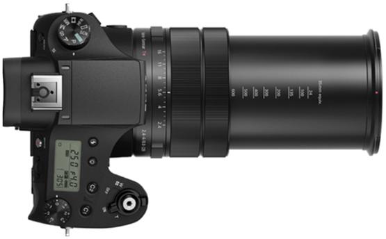 Hochzeitsvideo Equipment SONY Cybershot DSC-RX10 III Digitalkamera