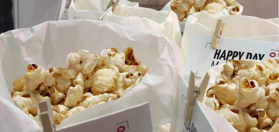 Photobooth, Hochzeitsfilm & Popcorn